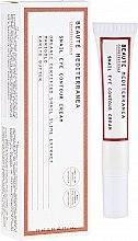 Parfumuri și produse cosmetice Cremă cu extract de melc pentru zona ochilor - Beaute Mediterranea Snail Eye Contour