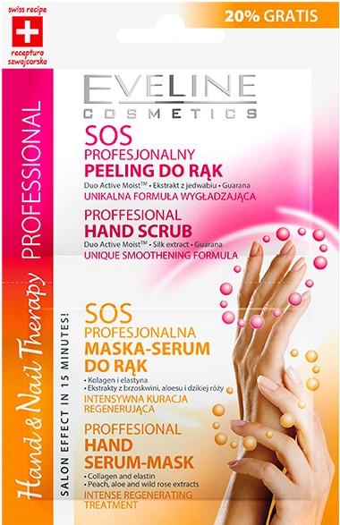 Peeling aromat pentru mâini - Eveline Cosmetics Therapy