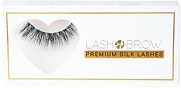 Gene false - Lash Brow Premium Silk Lashes Wow Lashes — Imagine N1