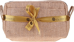 Parfumuri și produse cosmetice Set - Shy Deer Set (f/gel/100ml + intimate/gel/100 + b/milk/200ml + brush + keychain + bag + probe/5ml)