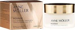 Parfumuri și produse cosmetice Cremă de față - Anne Moller Rosage Rich Repairing Cream Spf15