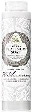 "Parfumuri și produse cosmetice Săpun lichid ""Platinum luxos"" - Nesti Dante Luxury Platinum Soap"