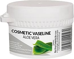 Parfumuri și produse cosmetice Cremă de față - Pasmedic Cosmetic Vaseline Aloe Vera