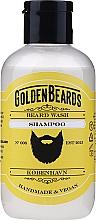 Parfumuri și produse cosmetice Șampon pentru barbă - Golden Beards Beard Wash Shampoo