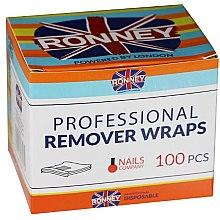 Parfumuri și produse cosmetice Folii de aluminiu pentru îndepărtarea ojei semipermanente - Ronney Professional Remover Wraps