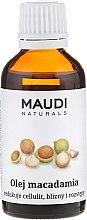 Parfumuri și produse cosmetice Ulei de Makadamia - Maudi