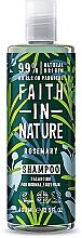 """Parfumuri și produse cosmetice Șampon pentru păr normal și gras """"Rozmarin"""" - Faith In Nature Rosemary Shampoo"""
