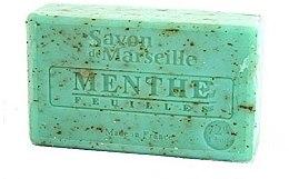 """Parfumuri și produse cosmetice Săpun natural """"Mentă"""" - Le Chatelard 1802 Menthe Soap"""