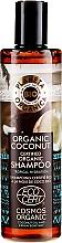 Parfumuri și produse cosmetice Șampon de păr - Planeta Organica Organic Coconut Natural Hair Shampoo