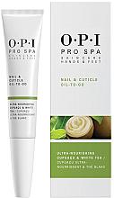 Parfumuri și produse cosmetice Ulei pentru unghii și cuticule - O.P.I. ProSpa Nail & Cuticle Oil To Go