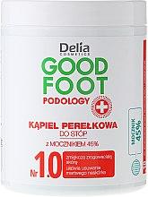 Parfumuri și produse cosmetice Baie pentru picioare - Delia Cosmetics Good Foot Podology Nr 1.0