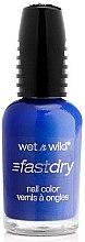 Parfumuri și produse cosmetice Lac de unghii, uscare rapidă - Wet n Wild Fast Dry Nail Polish