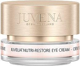 Parfumuri și produse cosmetice Cremă nutritivă pentru zona ochilor - Juvena Juvelia Nutri Restore Eye Cream