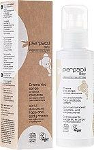Parfumuri și produse cosmetice Cremă hidratantă de față și corp, pentru copii - Pierpaoli Baby Care Face and Body Cream