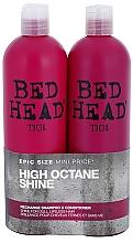 Parfumuri și produse cosmetice Set - Tigi Bed Head Racharge (shm/750ml + cond/750ml)
