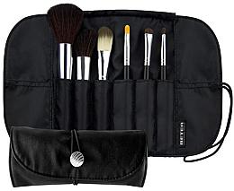 Parfumuri și produse cosmetice Set pensule de machiaj, 6 buc - Beter Manta Case 6