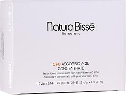 Parfumuri și produse cosmetice Concentrat antioxidant pentru față - Natura Bisse C+C Vitamin Ascorbic Acid Concentrate