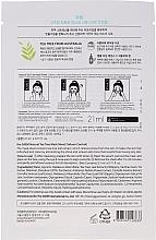 Mască de față - The Saem Natural Tea Tree Mask Sheet — Imagine N4