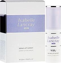 Parfumuri și produse cosmetice Ser pentru față - Isabelle Lancray Beaulift Serum Lift Expert