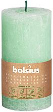 Parfumuri și produse cosmetice Lumânare cilindrică Rustic Pastel Water, 130/68 mm - Bolsius Candle