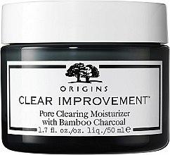 Parfumuri și produse cosmetice Cremă de față - Origins Clear Improvement Pore Clearing Moisturizer With Bamboo Charcoal