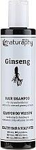 Parfumuri și produse cosmetice Șampon cu extract de trandafir arctic și ginseng - Bluxcosmetics Naturaphy Hair Shampoo