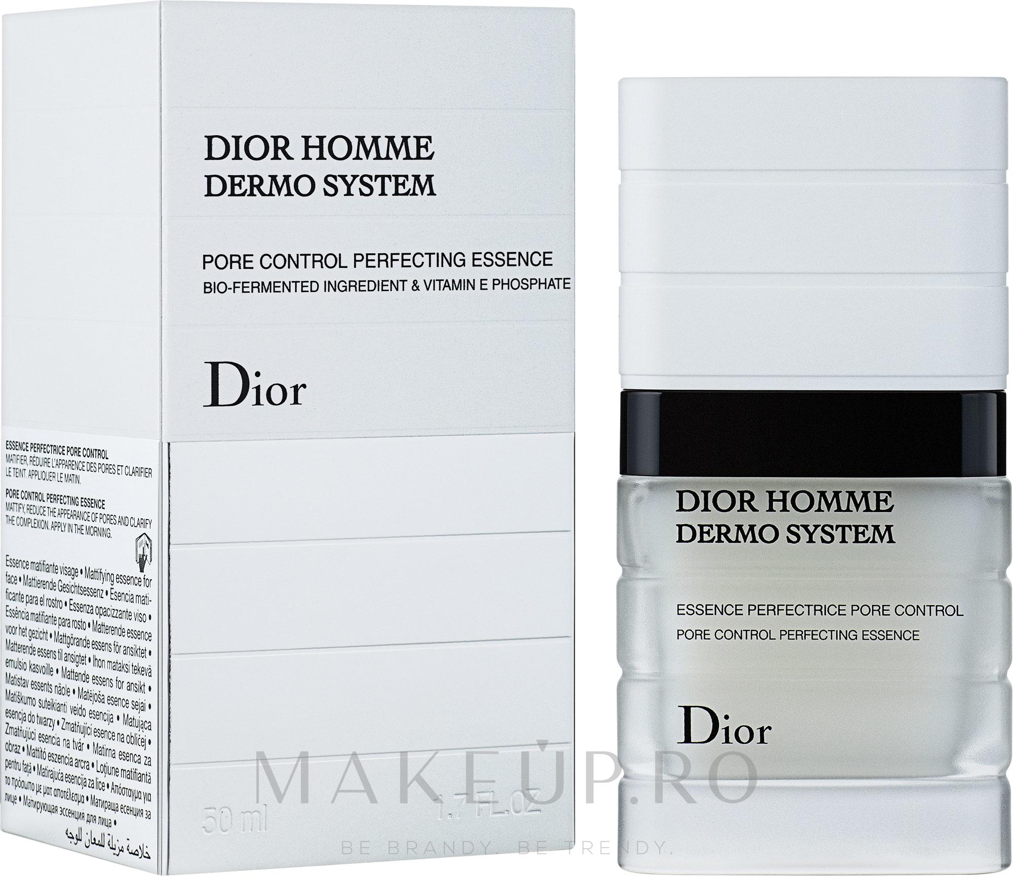 Emulsie - Dior Homme Dermo System Emulsion  — Imagine 50 ml