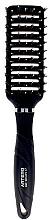 Parfumuri și produse cosmetice Perie de păr - Artero Detangling Hairbrush Ge-bion17 Black