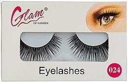 Parfumuri și produse cosmetice Gene false, №024 - Glam Of Sweden Eyelashes