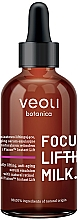 Parfumuri și produse cosmetice Emulsie-ser anti-îmbătrânire pentru față - Veoli Botanica Focus Lifting Milk