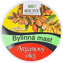 """Parfumuri și produse cosmetice Unguent pentru corp """"Ulei de argan"""" - Bione Cosmetics Argan Oil"""