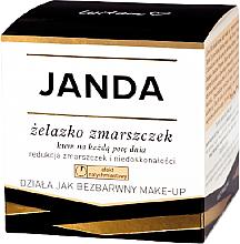 Parfumuri și produse cosmetice Cremă antirit pentru față - Janda