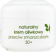 "Cremă de față anti-rid ""Olive natural"" - Ziaja Anti-Wrinkle Olive Natural Face Cream  — Imagine N2"