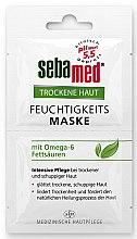 Parfumuri și produse cosmetice Mască pentru ten uscat - Sebamed Trockene Haut Moisture Omega 6 Mask