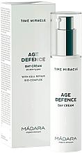 Parfumuri și produse cosmetice Cremă de zi pentru față - Madara Cosmetics Time Miracle Age Defence