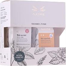 Parfumuri și produse cosmetice Set - Alkemie (f/ser/30ml + f/elixir/15ml)