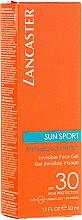 Parfumuri și produse cosmetice Gel matifiant pentru față - Lancaster Sun Sport Invisible Face Gel SPF30
