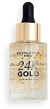 Parfumuri și produse cosmetice Primer pentru față - Revolution Pro 24k Priming Serum