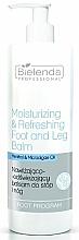 Parfumuri și produse cosmetice Balsam revigorant pentru picioare - Bielenda Professional Foot Program