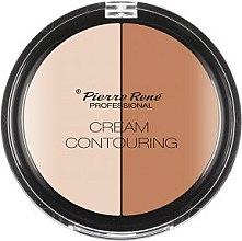 Parfumuri și produse cosmetice Paleta pentru contur facial - Pierre Rene Cream Contouring