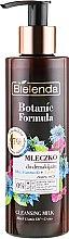 Parfumuri și produse cosmetice Lăptișor demachiant - Bielenda Botanic Formula Black Seed Oil Cistus Cleansing Milk
