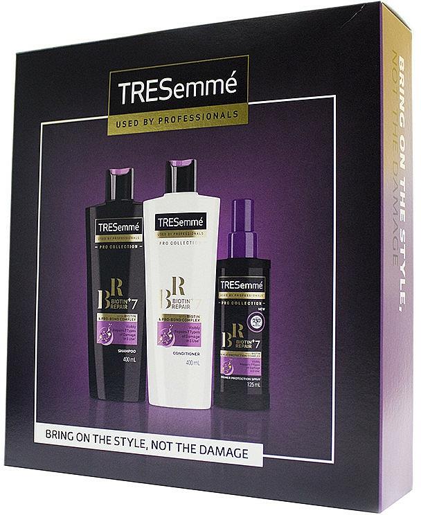 Set - Tresemme Biotin + Repair 7 (shmp/400ml + h/cond/400ml + h/spray/125ml) — Imagine N1