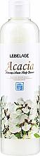 "Parfumuri și produse cosmetice Gel de duș ""Salcâm"" - Lebelage Relaxing Acacia Body Cleanser"