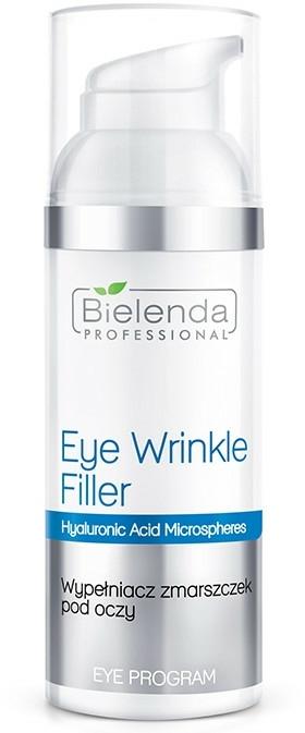 Umplutură pentru riduri în jurul ochilor - Bielenda Professional Program Eye Wrinkle Filler
