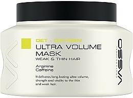 Parfumuri și produse cosmetice Mască de păr, pentru îngroșare și volum - Vasso Professional Ultra Volume Hair Mask