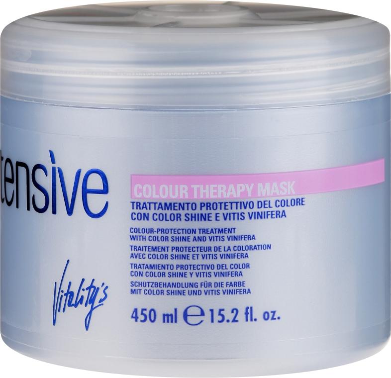 Mască pentru păr vopsit - Vitality's Intensive Color Therapy Mask — Imagine N3