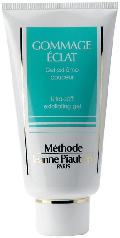 Gel-exfoliant blând pentru față - Methode Jeanne Piaubert Gommage Eclat Ultra-Soft Exfoliating Gel — Imagine N1