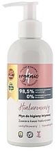 Parfumuri și produse cosmetice Gel cu acid hialuronic pentru igienă intimă - 4Organic Hyaluronic Intimate Gel