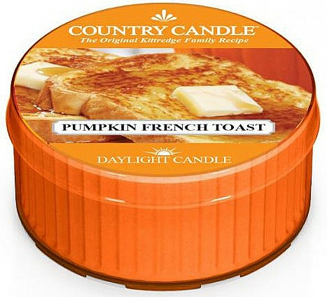 "Lumânare de ceai ""Pumpkin French Toast"" - Country Candle Pumpkin French Toast Daylight — Imagine N1"