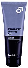 Parfumuri și produse cosmetice Gel de ras - Be-viro Men?s Only Transparent Shaving Gel